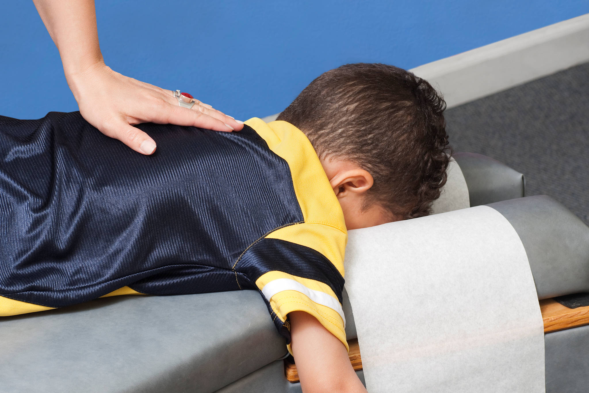Kids and Back Pain